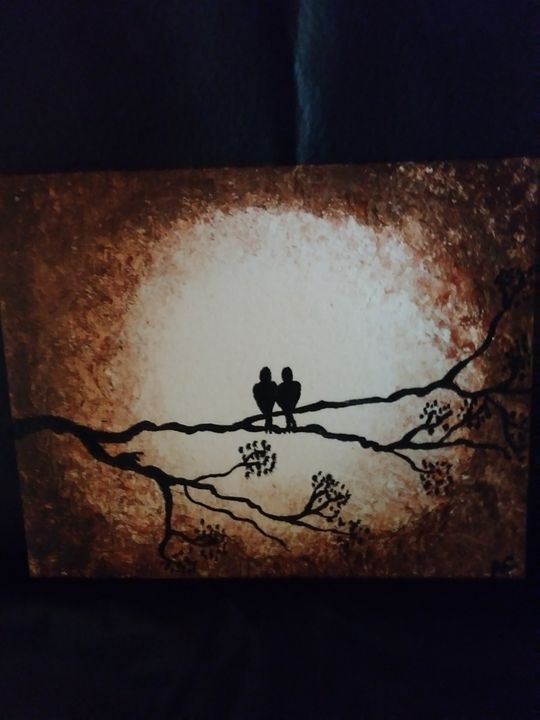 lovebirds - ac