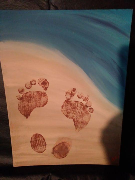 footprints - ac