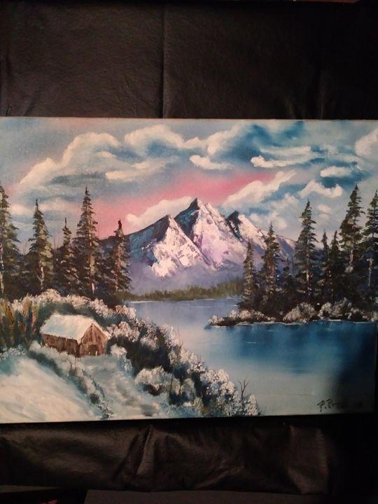 snow peaks - ac