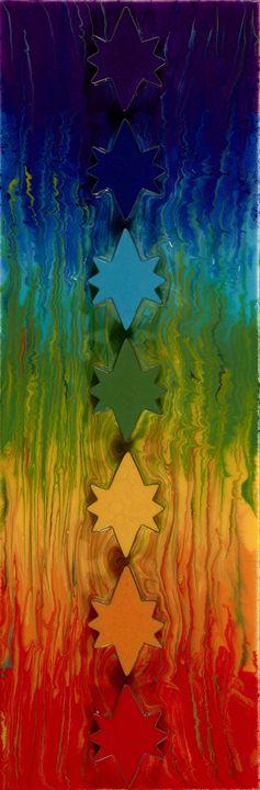 Chakras - Scott Lindner Art