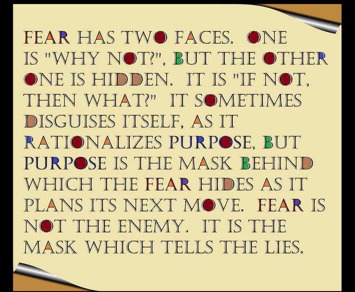 FEAR - Stewzart