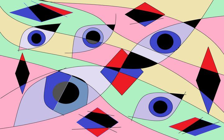 Eye Eyes - Stewzart