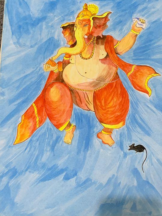Ganapati - SonalGajbe