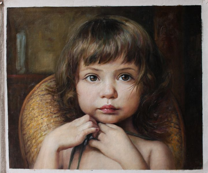 All in the Eyes - Portrait Masterpieces