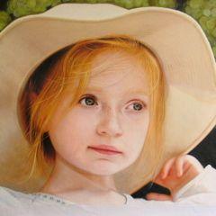 Freckles - Portrait Masterpieces