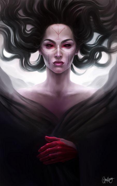 Darkness - MelazergArt