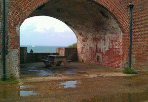 Seaside setting 2