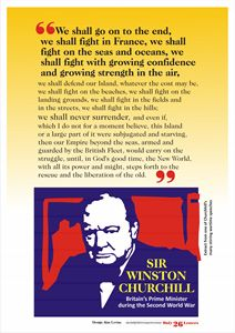 Winston Churchill - WWII Speech 2