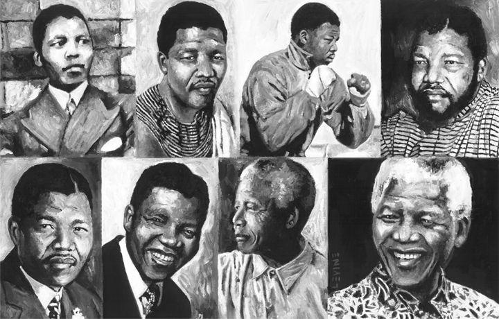 Mandela - Young - Alan Levine