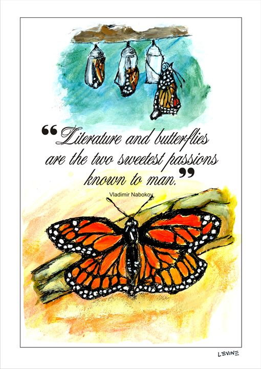 Butterfly - quote 1 - Alan Levine