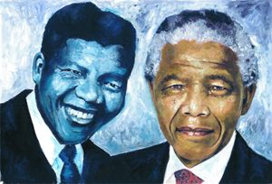 Mandela - Young and Old
