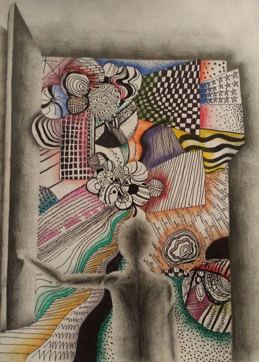 Imagine - Asim's Art