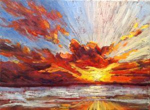 Big Bang Sunset