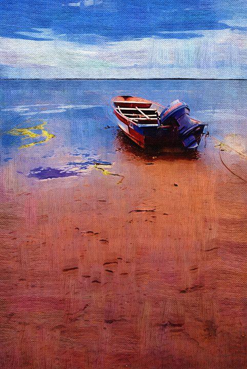 Boat. Altata - meredesromero