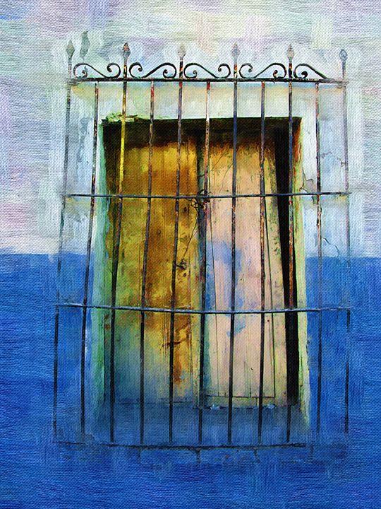 Colorful window 2 - meredesromero