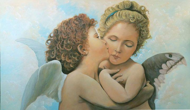 Angelic Love - Piazza's Fine Art