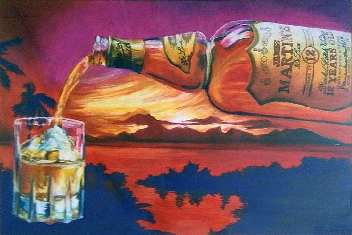 Bottoms up - H.Kuma