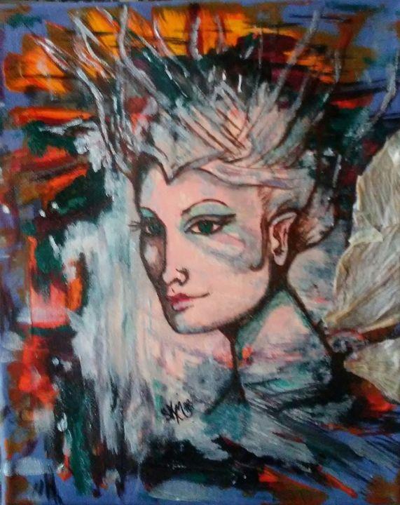 FAERIE QUEEN - Autumn Lady Creations
