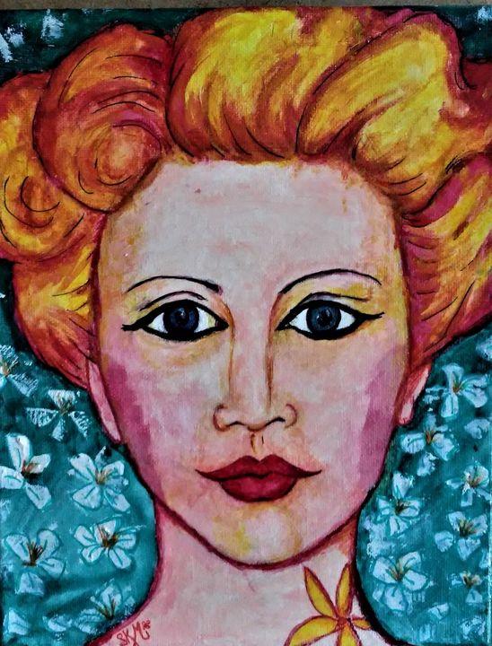 DAISY - Autumn Lady Creations