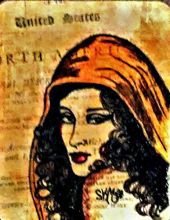 ROSETTA - Autumn Lady Creations
