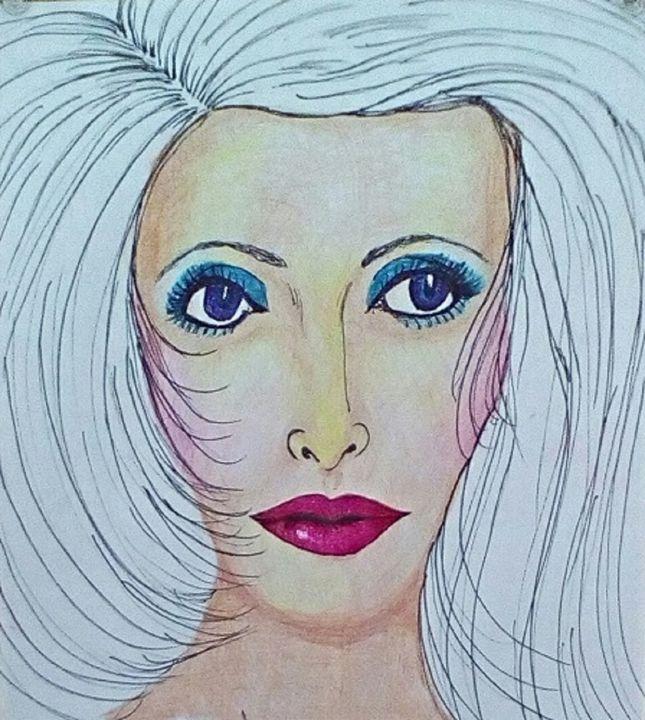WHITE GODDESS - Autumn Lady Creations