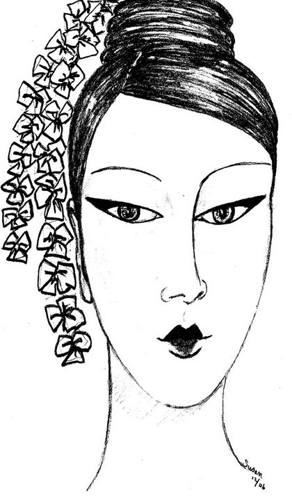 GEISHA - Autumn Lady Creations