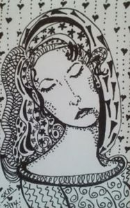 ZENTANGLE SLEEP