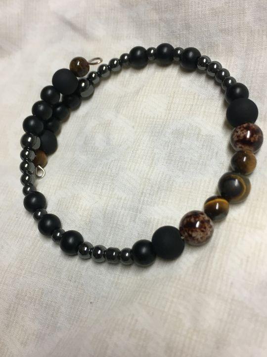Magnetic bracelet - Wakley8 creative designs