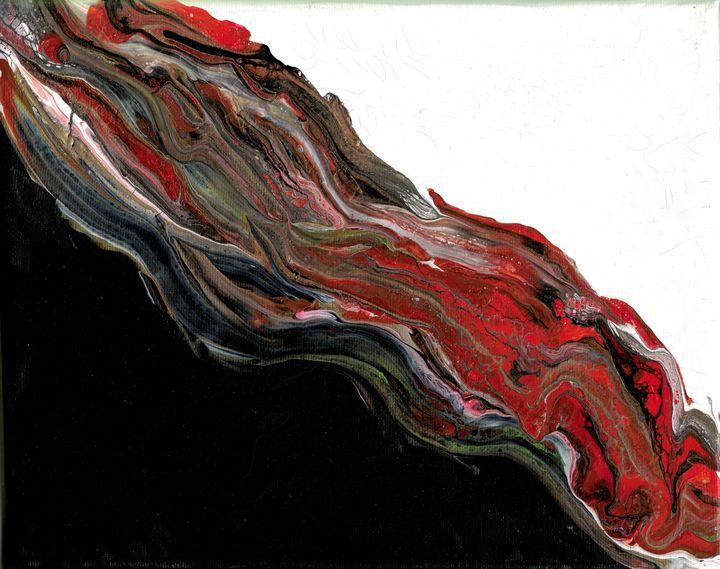divide - Second life fluid art