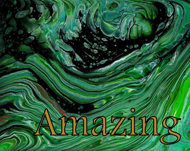 amazing - Second life fluid art