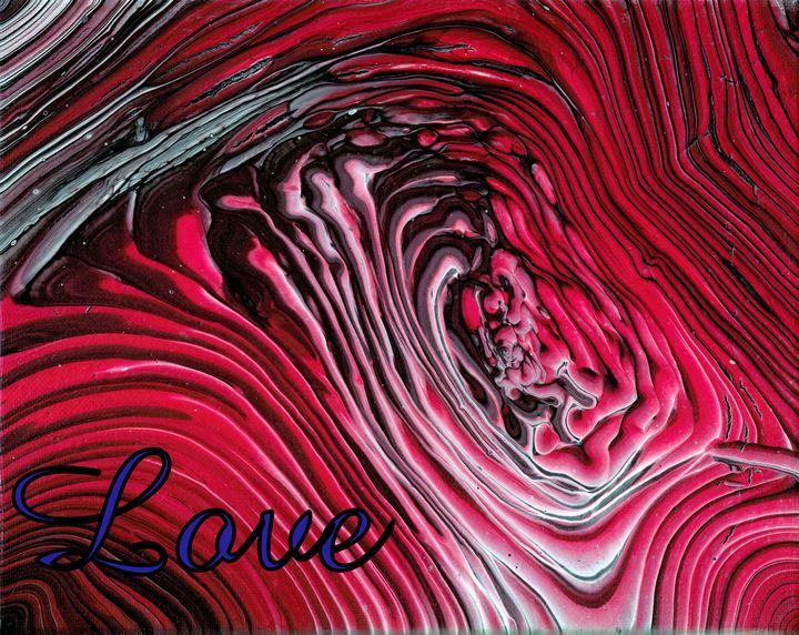 love - Second life fluid art