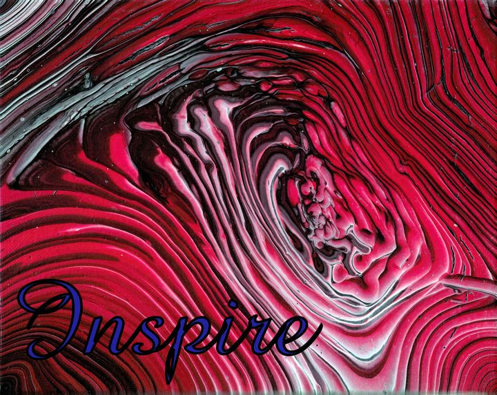 Inspire - Second life fluid art