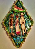 India Independence Day pendant