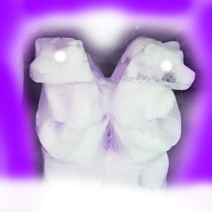 Ice bears - Helen A. Lisher