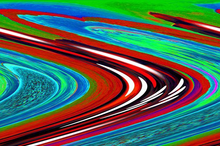 Gravitational pull - Helen A. Lisher