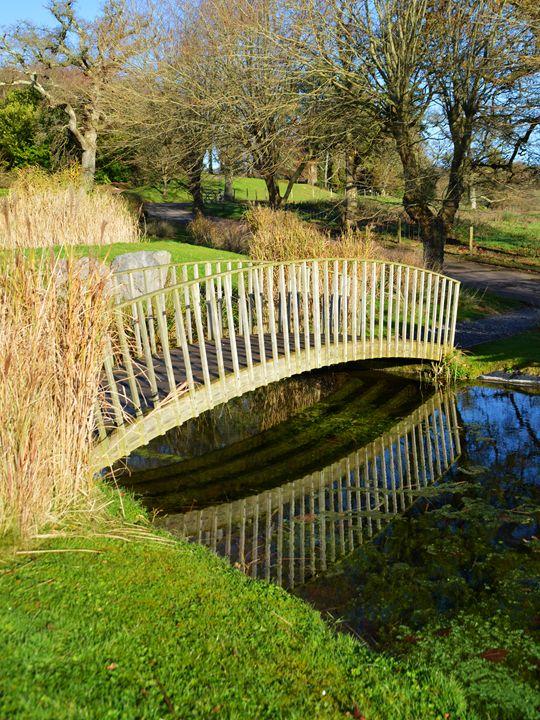 A garden in Somerset - Helen A. Lisher