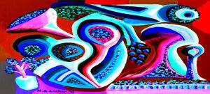 Alien vision - Helen A. Lisher
