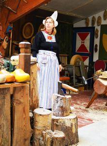 Dutch lady - Helen A. Lisher