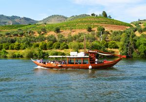 Cruising on the river Douro Portugal - Helen A. Lisher