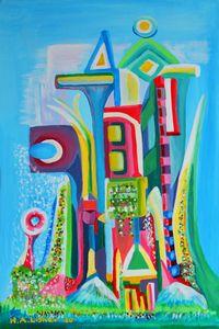 Future city - Helen A. Lisher