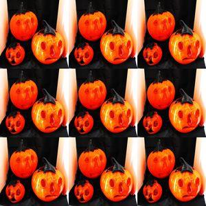 Scary pumpkins - Helen A. Lisher