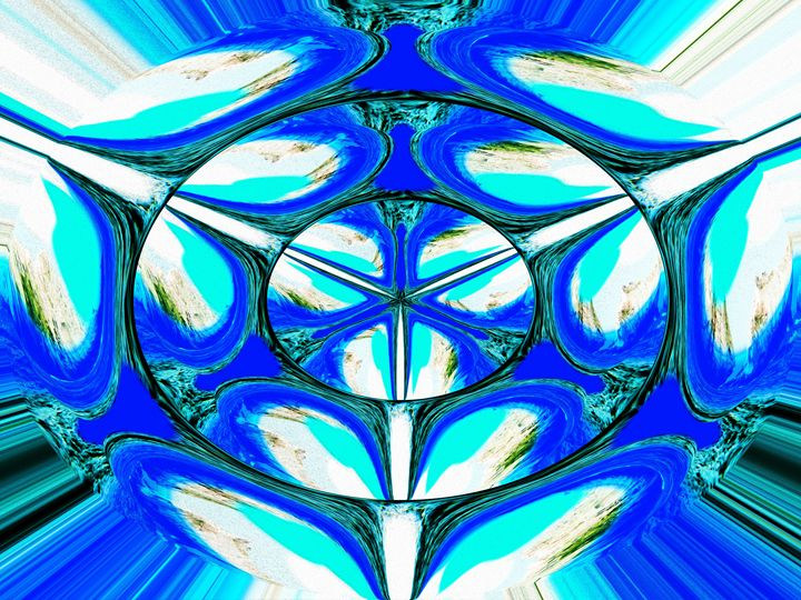 Ocean portal to another dimension - Helen A. Lisher