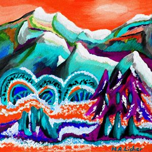 Survival in alien mountains - Helen A. Lisher