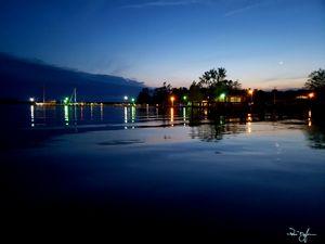 Lights on Lake Marion