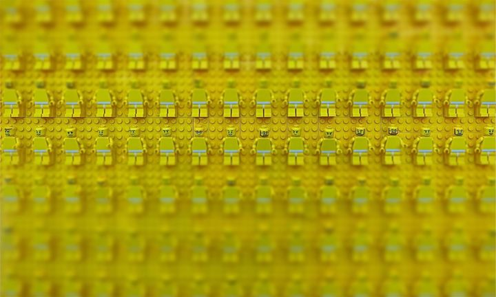 Lego People 2 - Rolf Juario