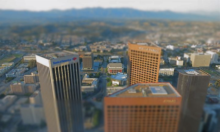 View of L.A. - Rolf Juario