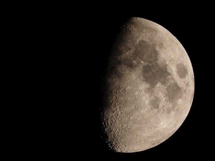 Moon - Larry D. Lefler