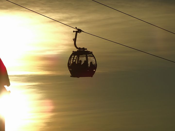Cable car - Ember