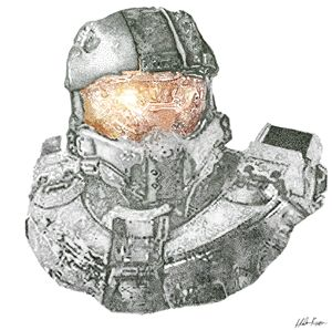 Master Chief Portrait
