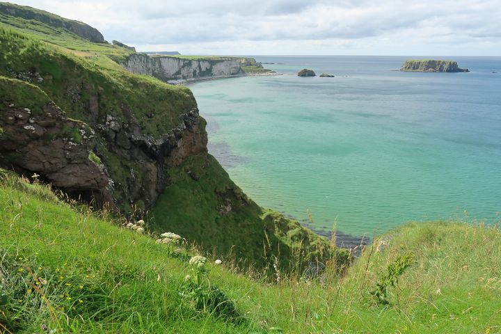 Carrick-a-Rede Ireland - Creative Artistry by Janice Solomon
